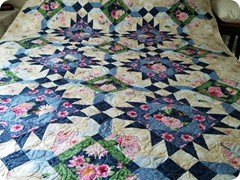 Quilted by Quilting Matilda